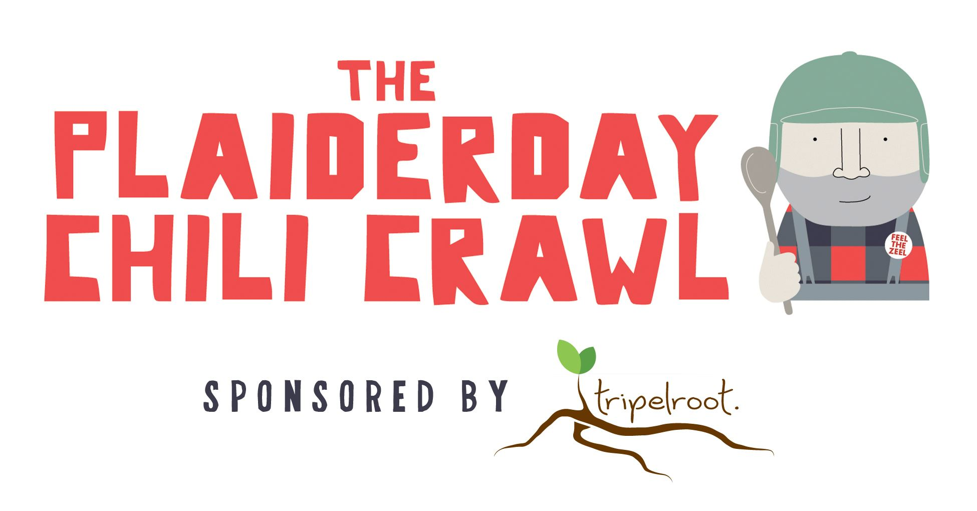 2016The Plaiderday Chili Crawl Event Sponsor Banner
