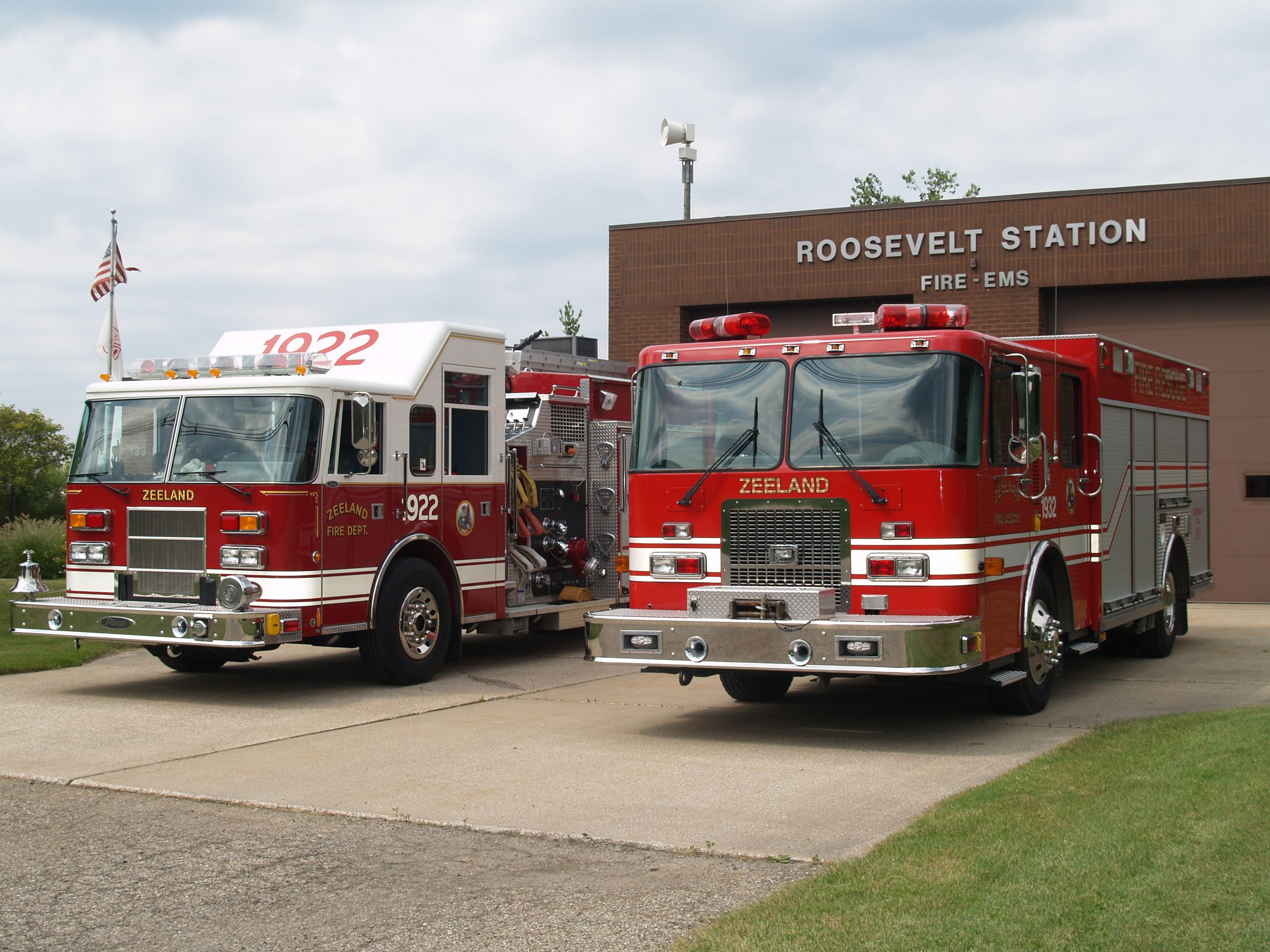 Roosevelt Fire Station