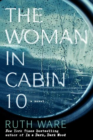Woman in Cabin 10 Book Cover