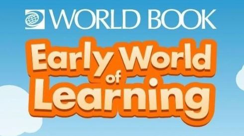 Early World of Learning World Book Linked Logo