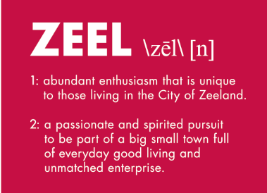 feel the zeel definition.window sign2
