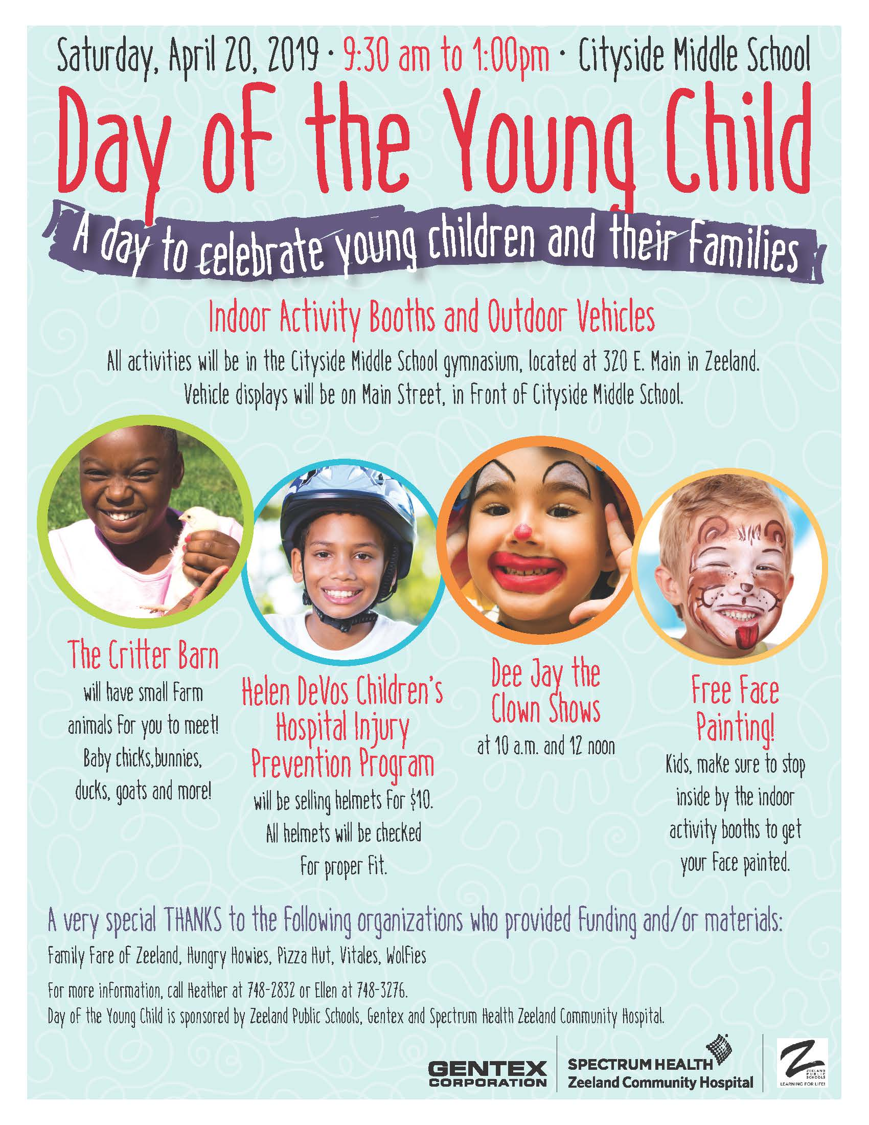 Day of the Young Child Flyer-2019
