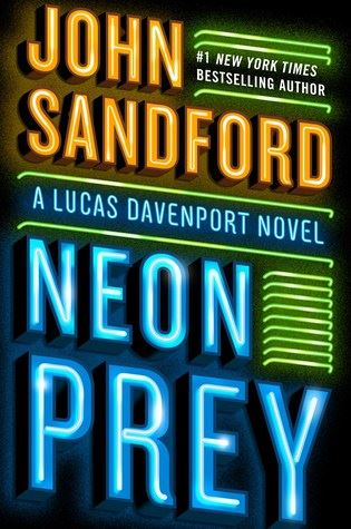 Neon Prey Book Cover