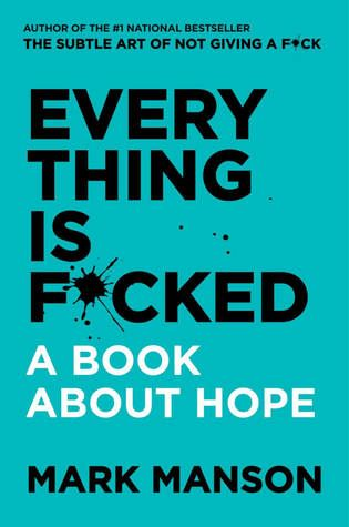 Everything is F ed Book Cover