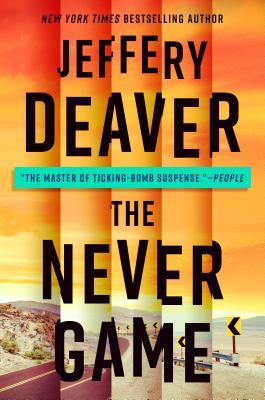 The Never Game Book Cover