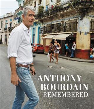 Anthony Bourdain Book Cover