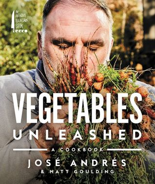 Vegetables Unleashed Book Cover