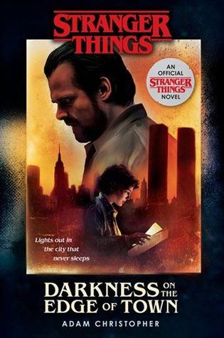 Stranger Things Darkness on the Edge of Town Book Cover