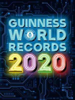 Guinnses World Records 2020 Book Cover