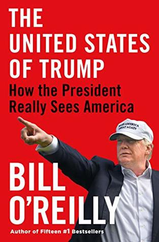The United States of Trump Book Cover
