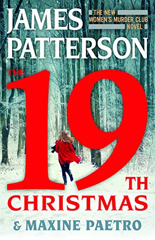 19th Christmas Book Cover
