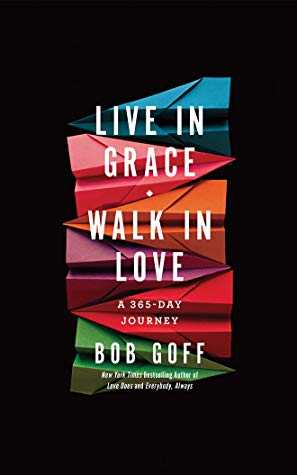 Live in Grace Book Cover