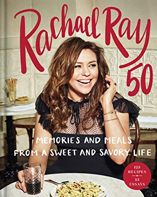 Rachael Ray 50 Book Cover