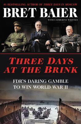 Three days at the Brink Book Cover