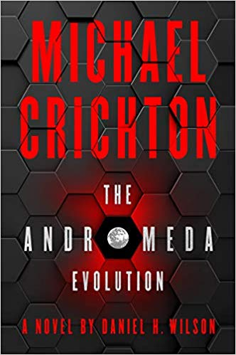 The Andromeda Evolution Book Cover