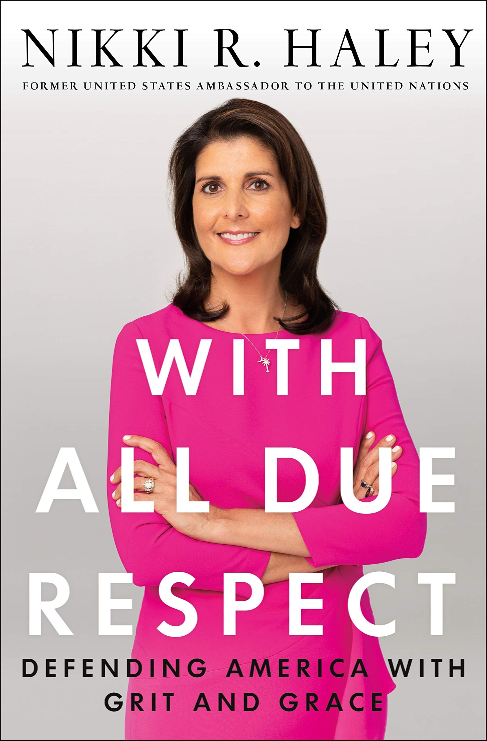 With All Due Respect Book Cover