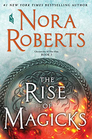 Rise of Magicks Book Cover