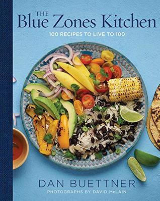 Blue Zones Kitchen Book Cover