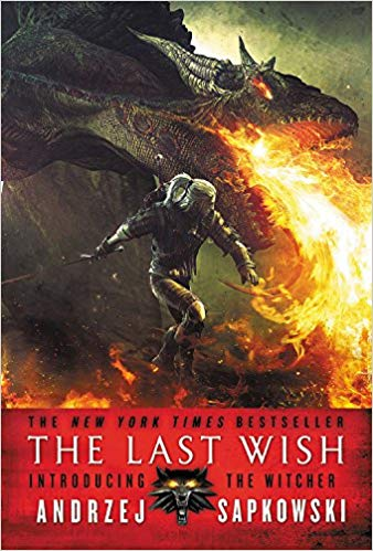 The Last Wish Witcher Book Cover