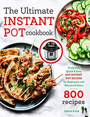 Ultimate Instant Pot Cookbook Book Cover