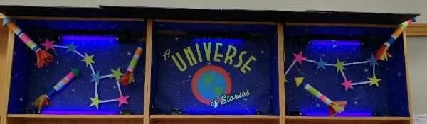 A Universe of Stories Display Photo