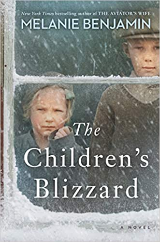 childrens blizzard book cover