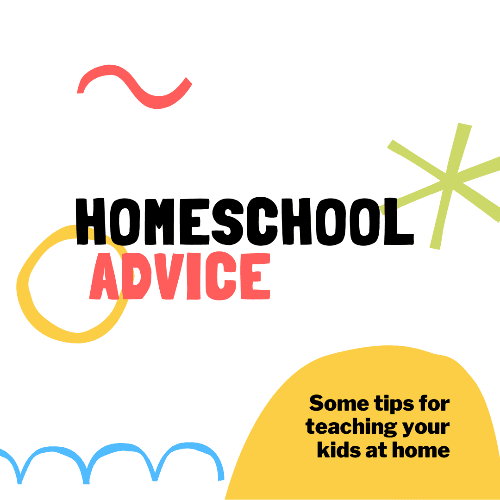Home School Advice 1